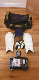 Cricket Kit Youths, Helmet is Senior, Great Condition