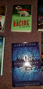 Books for sale $6 each or 2 for $10