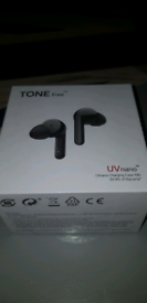 LG Tone free earbuds