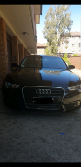 Audi a5 2012  MY13  sportback Edensor Park Fairfield Area Preview