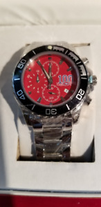MONTREAL CANADIENS 100TH ANNIVERSARY WATCH