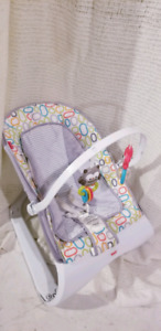 Fischer Price vibrating baby chair - immaculate condition