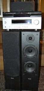 Home Theatre System-Excellent Sound-Great Value Sold Together