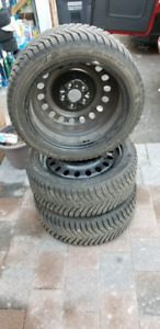 New Winter tires . Size 255 /45 R17