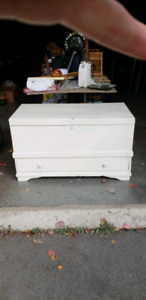 White Hope Chest