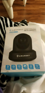 AMCREST 1080P PAN/TILT WIFI CAMERA PRO HD