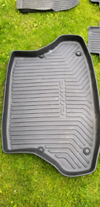 Honda Civic All Weather Mats and Trunk Liner