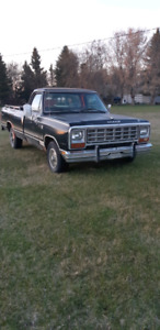 1985 Dodge Pickups | Kijiji - Buy, Sell & Save with Canada's