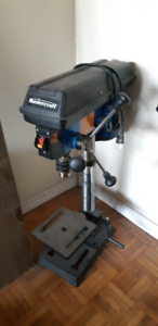 Mastercfrat Drill Press with laser