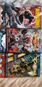 DC New 52 Comics