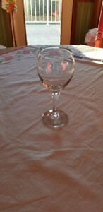 Set of 16 Wine Glasses