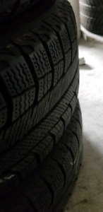 Toyota Corolla winter tires 185 65 r15