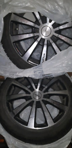 GREAT QUALITY!  ALL 4 WINTER TIRES