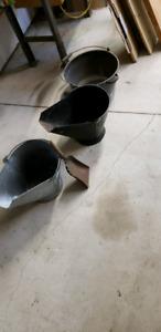 Coal pails