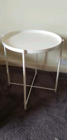 Gladom coffe table white