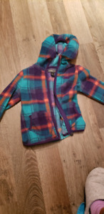 Roots Fleece Jacket, Size 3T
