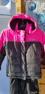CKX GIRLS Skido Suit  size  8