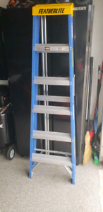 6ft feather light ladder