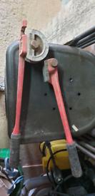 """Rothenberger 1/2"""" pipe bender"""