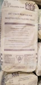 Flextile Dry Pack Mortar Mix