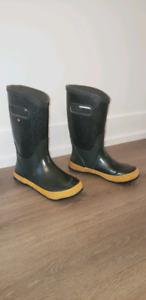 Bottes de pluie Bogs pour enfants grandeur 3