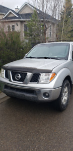 Nissan Frontier (running parts vehicle)