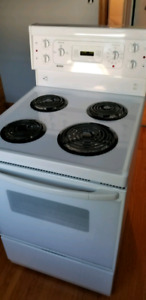 """Kenmore 24"""" Electric Stove"""
