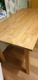 Table oak for free