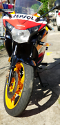 Honda CBR125 Repsol Edition 2012 Lakemba Canterbury Area Preview