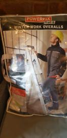 Mens Winter Work Overalls