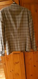 Men's formal suit jacket