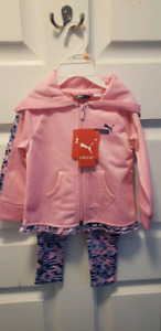 Puma 12 month old outfit (new)
