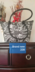 Large new tote bag with tags