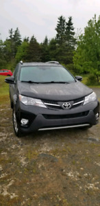 2015 Toyota Rav4 Limited Edition Fully Loaded AWD