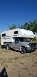1998 Security Timberline Truck Camper 10.5ft  $6999  REDUCED