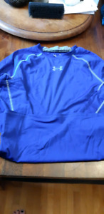 Mens active dry fit/compression clothing