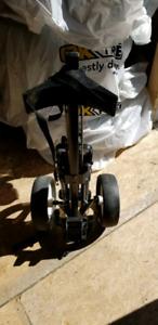 Chariot (boggey ) pour sac de golf