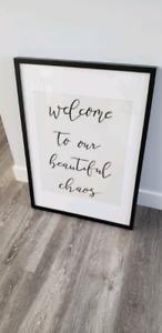 Custom framed messages