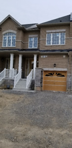 Brand New 4 Bedroom 4 Washroom Townhouse for Rent in Stoney