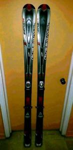 Skis Rossignol Zenith Z5 carbon oversize 170 cm excellent état.