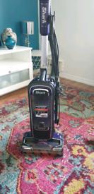 Purple Shark Duo clean lift away hoover