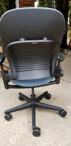 Steelcase ergonomic leap chair. GREAT CONDITION!