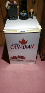 Molson Canadian beer fridge