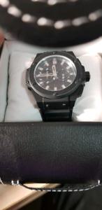 Hublot all black brand new watch-jap