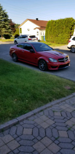 C63 AMG Edition 507