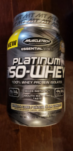 Muscletech Whey Protein Powder Isolate & Mass Gainer