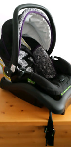 Banc de bebe Safety first + coulou hiver
