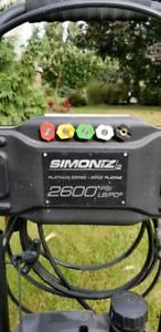 Simoniz gas pressure washer
