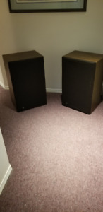 JBL Radiance Series R123 Speakers - Pair In Excellent Condition