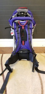 Kelty Journey Child Carrier / Backpack - Top-of-the-Line